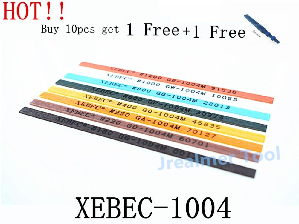 Jrealmer 1pcs Xebec 1004 Ceramic Whetstone Ceramic Fiber Whetstone Japan Original Super Stone Lapping Tool