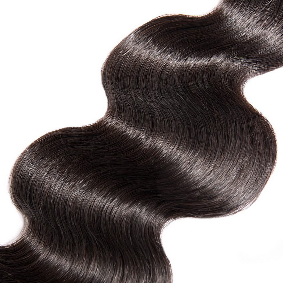 Stema бразильские волнистые волосы 8 28 дюймов, волнистые пряди, 4 шт./лот, Remy человеческие волосы для наращивания, натуральный цвет, бесплатная доставка - 5