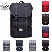 317c7ed279f6 2018 Bodachel рюкзак маленькая Америка Мужская сумка Школьный рюкзак  большой емкости ноутбук рюкзак 24L Стиль Рюкзак