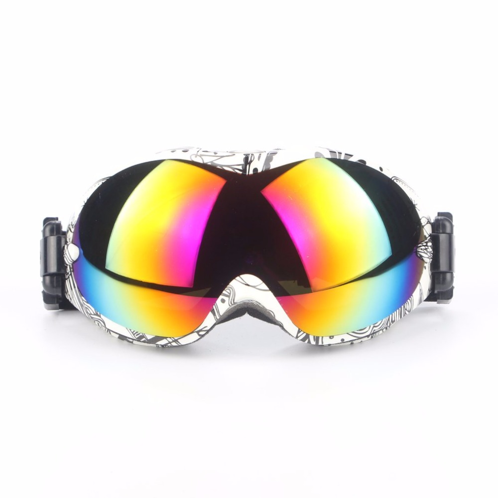 Double Layers Ski Goggles Anti Fog Outdoor Mountaineering Trekking Climbing Snow Glasses  Myopia Glasses pelliot brand ski goggles double layers