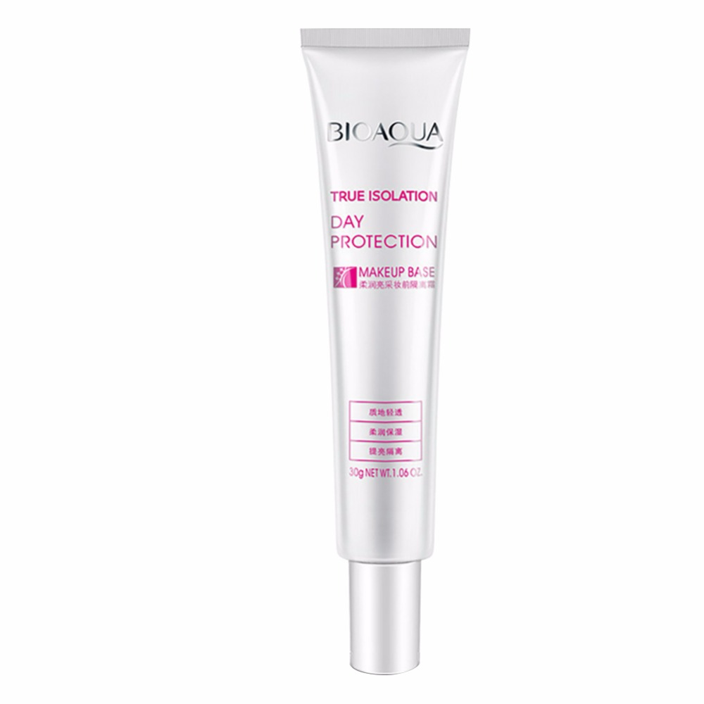 Face Primer Makeup Base Liquid Foundation Oil-control Moisturizing Whitening Concealer Primer 30ml Professional Hot