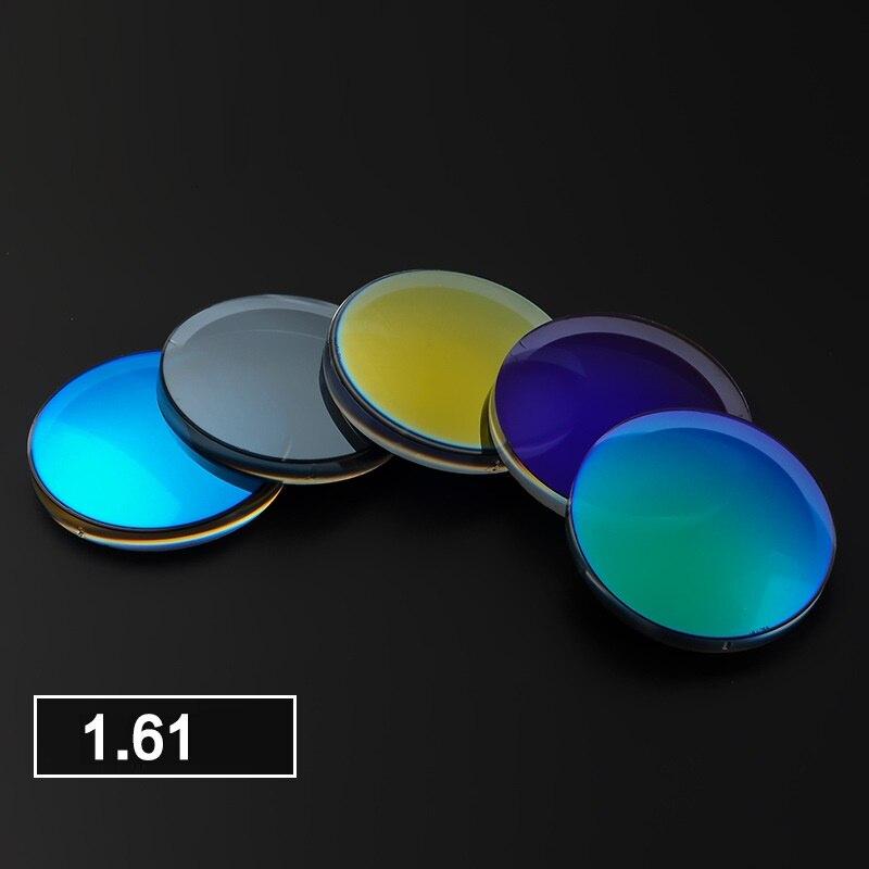 Polarisierte Linsen 1 Objektiv Durchmesser Sonnenbrille Gläser Gespiegelt 61 Vazrobe Polar Anti 75mm Harz Fahren Index Uv400 UnqxFgwd