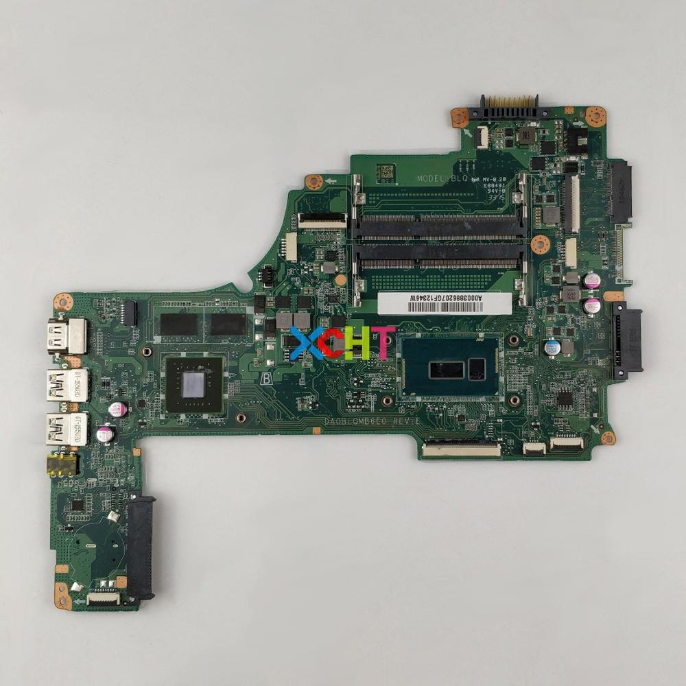 A000388620 DA0BLQMB6E0 w I5 5200U CPU 930M GPU for Toshiba L50 L50 C Notebook PC Laptop Motherboard Mainboard Tested-in Laptop Motherboard from Computer & Office
