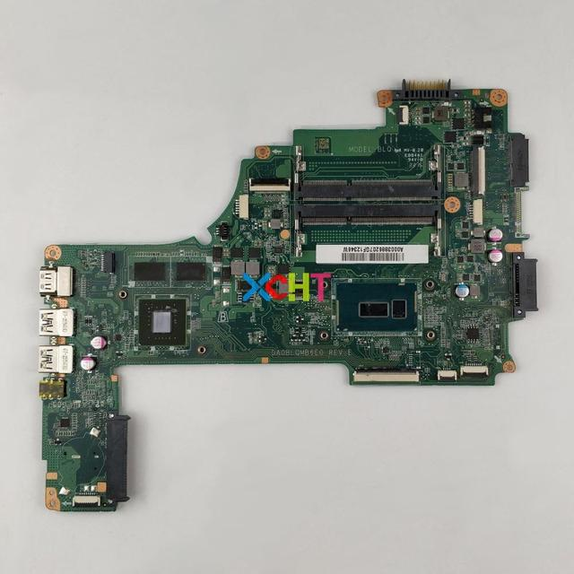 A000388620 DA0BLQMB6E0 w I5 5200U CPU 930M GPU para Toshiba L50 L50 C Notebook PC Laptop Motherboard Mainboard Testado