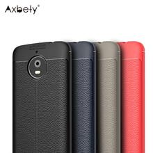 Ultra Slim Cases For MOTO E4 Plus Case Luxury Soft Silicone Gel Shockproof Protection Cover For MOTO E4 Plus(China)