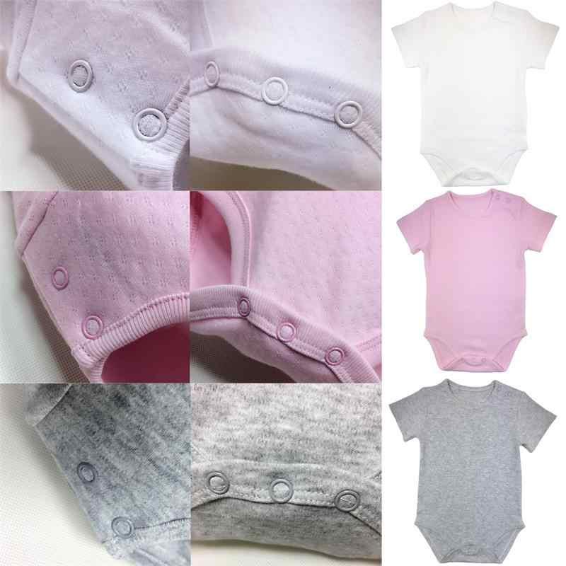 Bleeding Melting Dripping Galaxy diamante impreso 6-24M recién nacido bebé niña niños ropa de manga corta mameluco trajes 100%