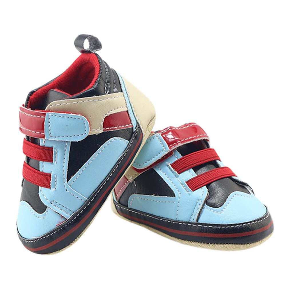 Newborn Baby Girl Toddler Shoes Casual Leather Shoes Boy Spring Autumn Solf Sole Infant First Walkers