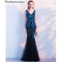 Evening dresses vestidos de festa Prom dresses robe de soiree abendkleider quinceanera vestidos de novia robe de mariage TK859