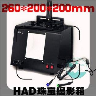 Professionnel numérique bijoux photo boîte à lumière photo boîte mini qt295 bijoux photographie boîte à lumière CD50
