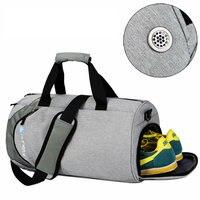Nylon Waterproof Sports Bag Fitness Bag Profession Men And Women Gym Shoulder Bag Surper Light Travel