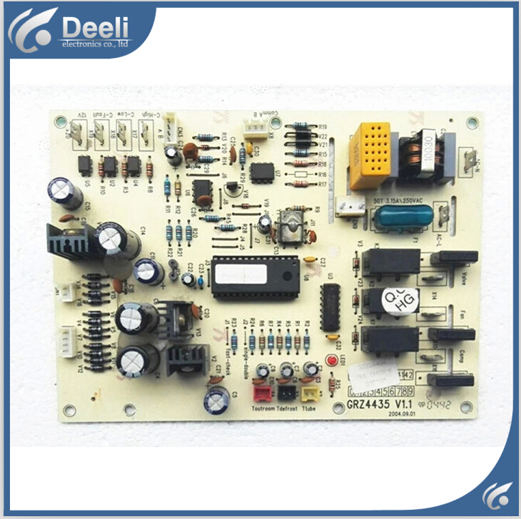 95% new good working for air conditioner pc board 30224404 motherboard 1 z4435-m grz4435w-st good working