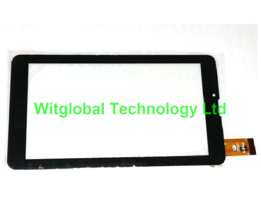 New Touch screen For 7 Oysters T72H 3G / T72ER 3g Tablet Touch panel Digitizer Glass Sensor replacement Free Shipping original new for 7 oysters t7b tablet touch screen f wgj70413 v1 pm702l digitizer sensors glass replacement parts free shipping