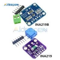 Ina219 ina219b GY-219 gy219 i2c iic interface de alta lateral dc atual sensor breakout módulo placa de energia para arduino diy