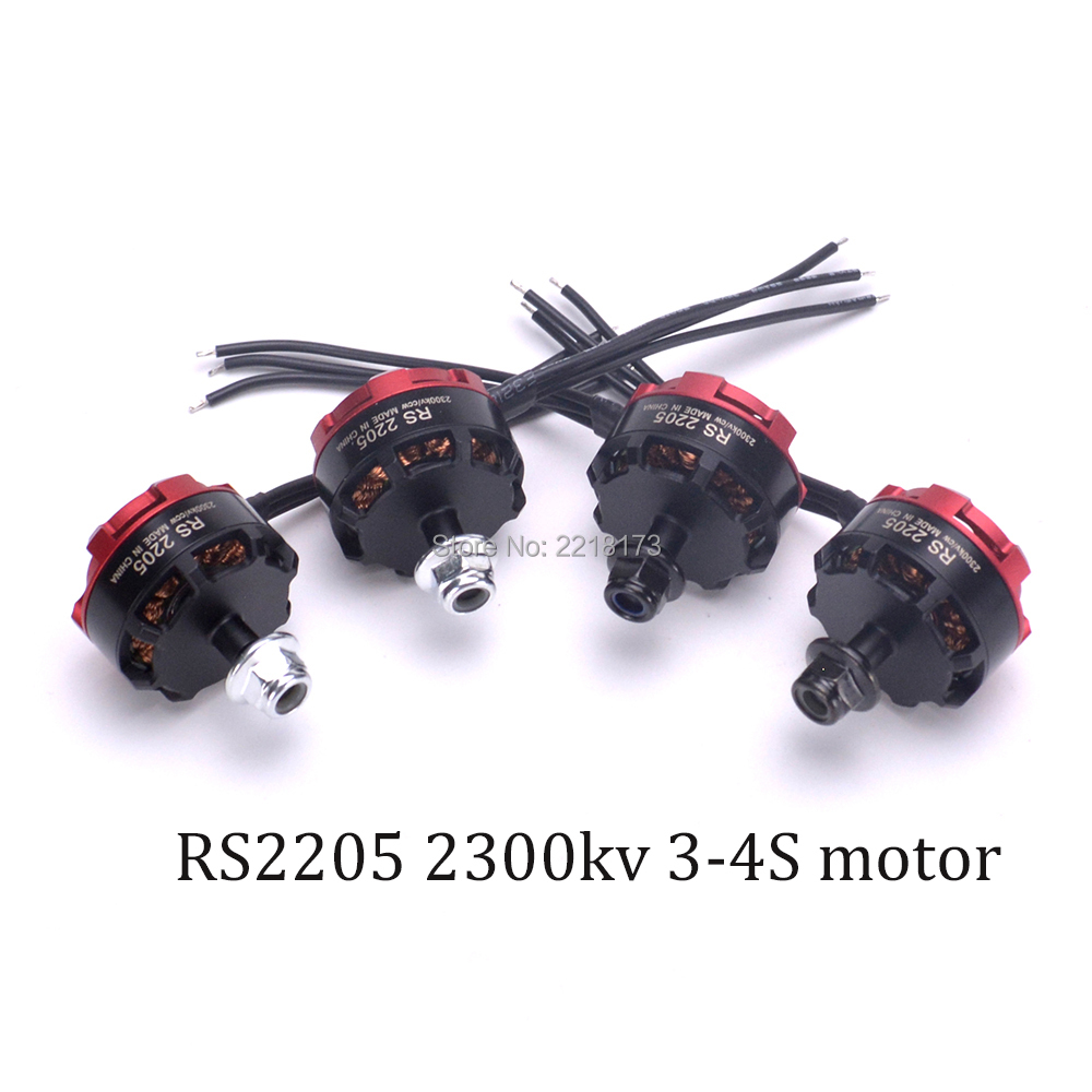 RS2205 2300kv RS 2205 Brushless Motor 3-4 S PER Reptile Martian 220 250 270 FPV Quadcopter