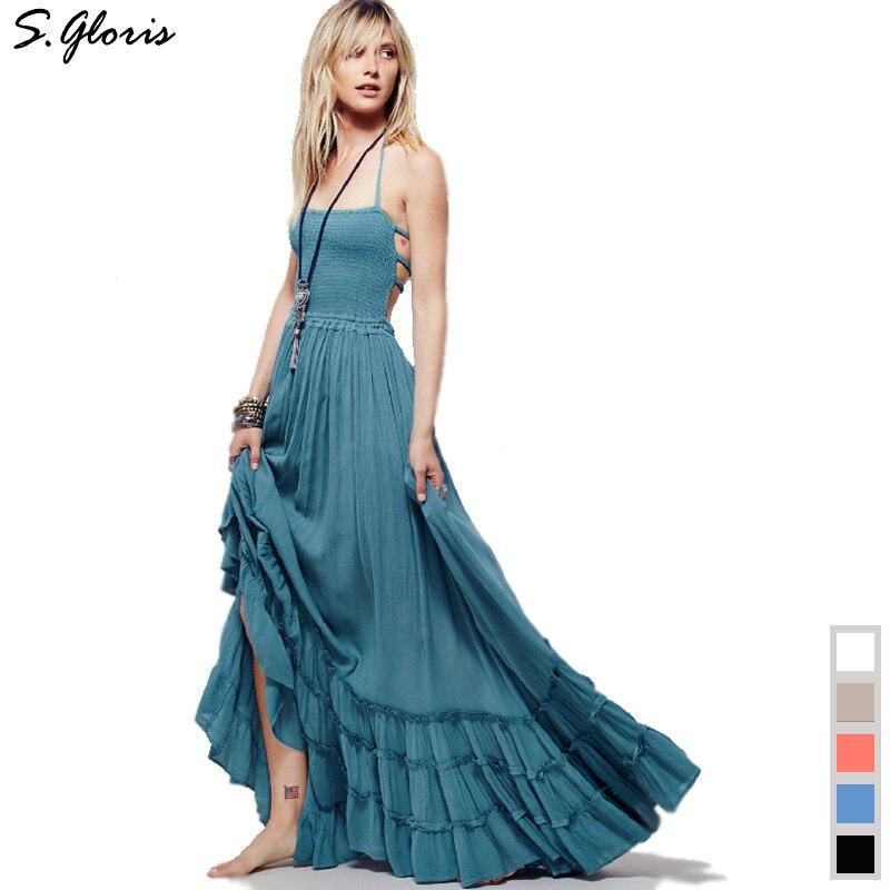 H and m maxi evening dress design - Fashion evening dress