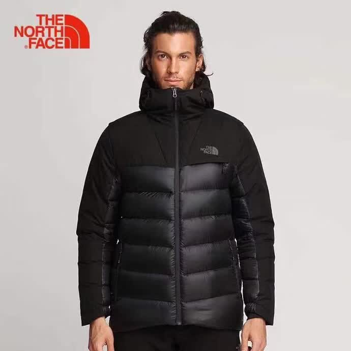 3f4e40725 US $158.0 |The North Face Men Goose Down Jacket Winter Outdoor Sports  Trekking Comfortable Hooded Coats Thermal Windproof Clothes 3KTD-in Parkas  from ...