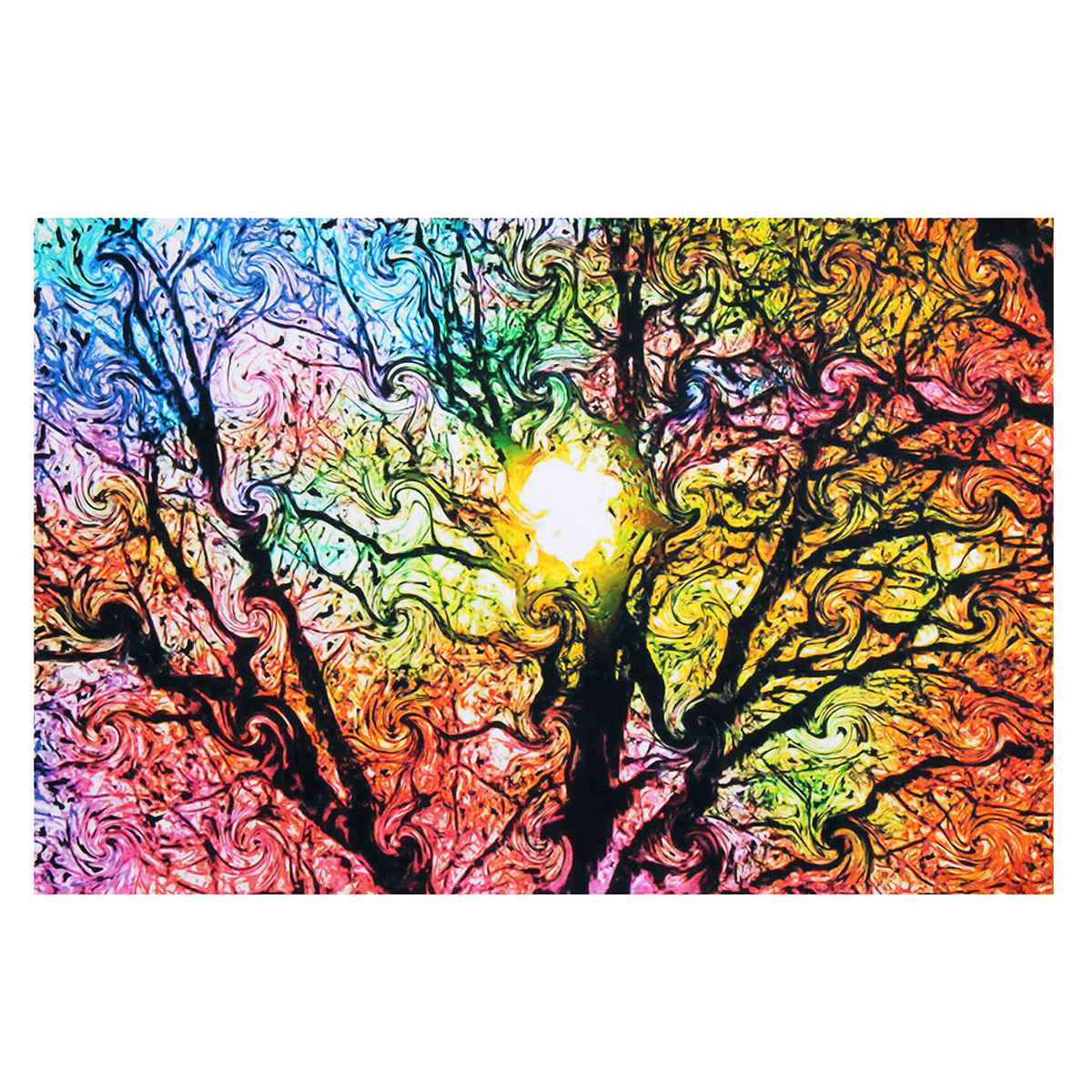 Online get cheap nature homes alibaba group for Abstract nature painting