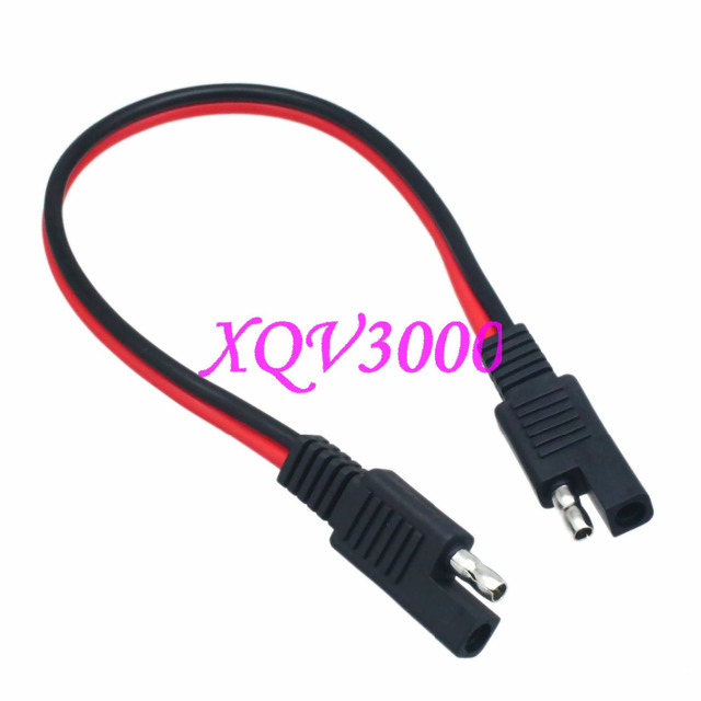 QUICK DISCONNECT WIRE HARNESS 2 PIN SAE CONNECTOR 14AWG 300mm_640x640 aliexpress com buy quick disconnect wire harness 2 pin sae quick disconnect wire harness 3 pin at bayanpartner.co