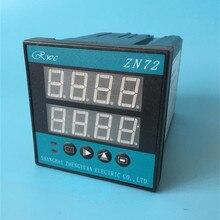 Интеллектуальный прибор реле времени Счетчик Таймеры ZN72 HB72 тахометр с реверсивным счетчиком аккумулятор
