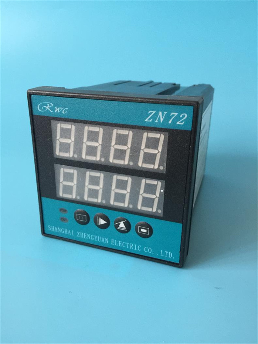 Intelligent instrument time relay counter timers ZN72 HB72 tachometer with reversible counter accumulator