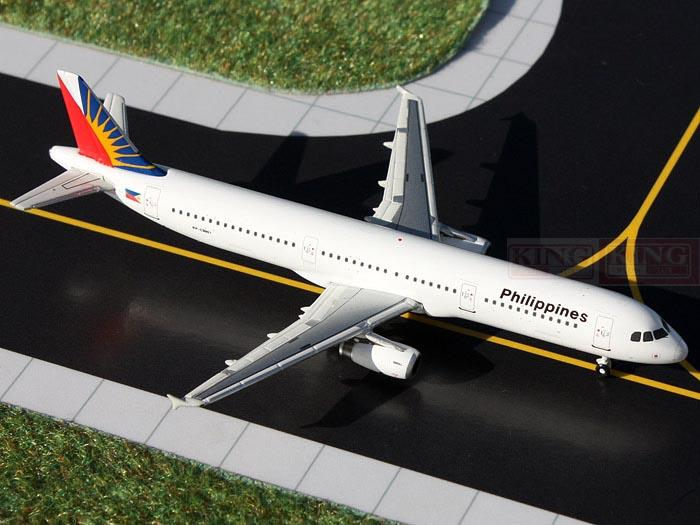 GJPAL1343 GeminiJets Philippines Airlines RP-C9901 1:400 A321 commercial jetliners plane model hobby new phoenix 11207 b777 300er pk gii 1 400 skyteam aviation indonesia commercial jetliners plane model hobby