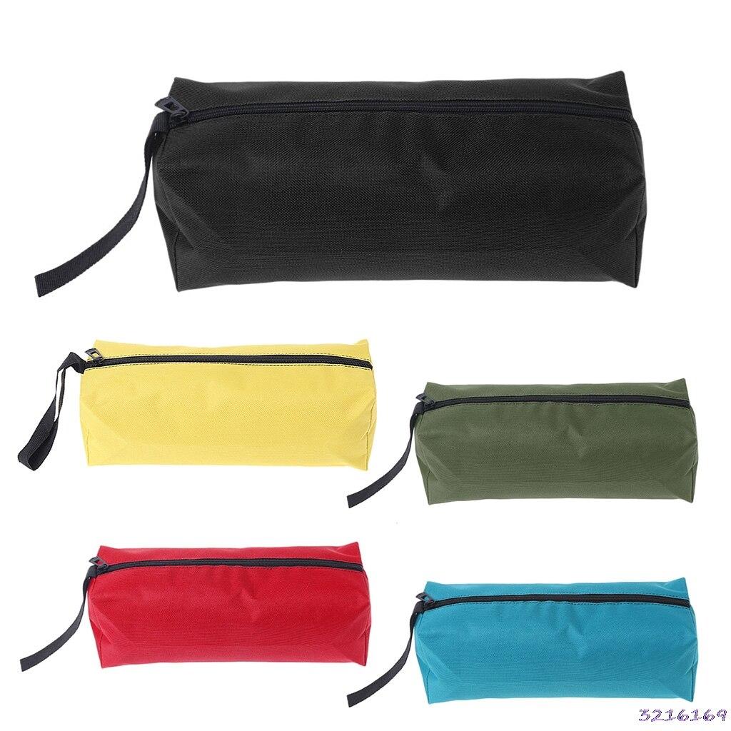 Analytisch 109 Wasserdichte Oxford Leinwand Reparatur-werkzeuge Hardware Ordentlich Handtasche Zip Organizer Bag-38 # Werkzeuge