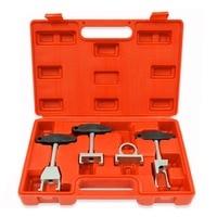 4 pçs profissional bobina de ignição removedor extrator ferramentas conjunto com carry caso ferramentas reparo do carro|Bobina de ignição| |  -