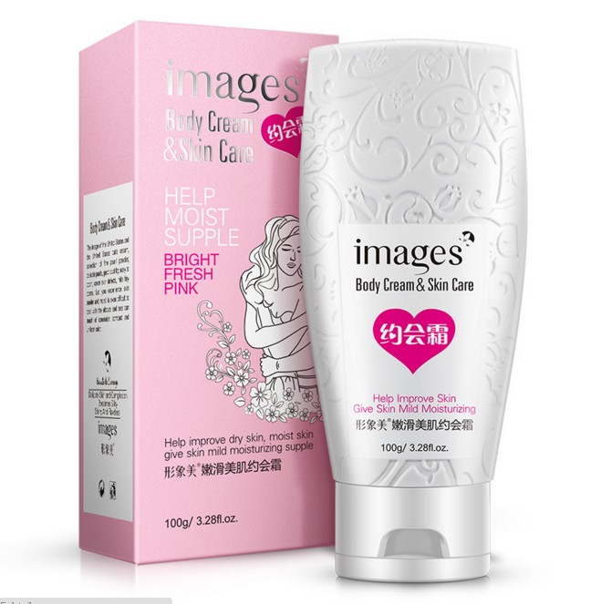 Images Tender whitening fragrance body lotion 100ml Cover Goose bumps Pores body Concealer Moisturizing body cream