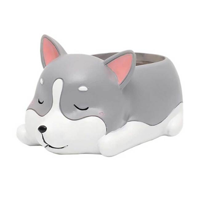 Cartoon Animal Flower Pot