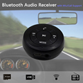 Multifunction Bluetooth Receiver Wireless Home Car Kit AUX Hands-Free Music Receiver Audio Adapter For ALL Mobile PhonesMP3 8096