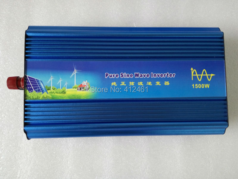 3000w Peak wind solar hybrid off grid dc ac 12v 220v 1500w inverter pure sine wave wind solar hybrid system dc ac off grid 12v 220v pure sine wave 1500w inverter