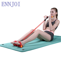 Fitness Body Building Equipment Resistance Bands Muscle Legs Arms Elastic Exercise Resistance Bands Workout Gym Tool