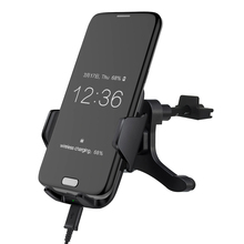 Car Wireless Charger Phone Holder Air Vent Style