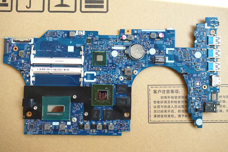 SUITABLE FOR ACER ASPIRE VN7 591G Laptop Motherboard HADES HBS 14206 1 448 02W03 0011 NBMQL11006
