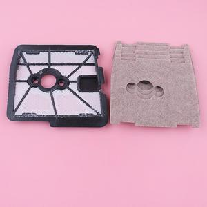 Image 5 - Air Filter Base Cover Cleaner Set For Stihl FS500 FS550 FS550L FS360 FS420 FS420L Trimmer Replace Spare Part 4116 120 1602