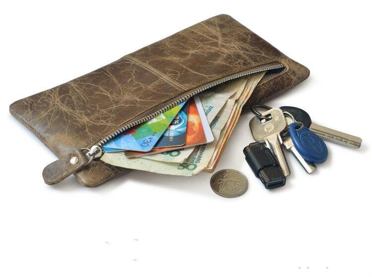 Junetree Coin Bag Zipper New 2017 Women Wallets Brand Purses Female Thin Wallet Passport Holder ID