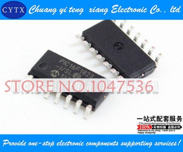 Цена PIC16F1823-E/SL