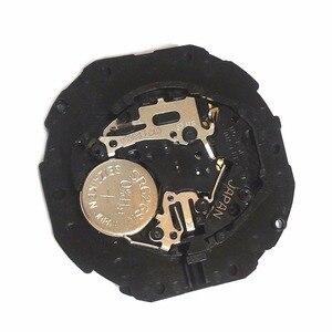 Image 4 - Nowa wykonana w japonii PC33A 3 ręce data dzień oryginalny 10 1/2 mechanizm kwarcowy