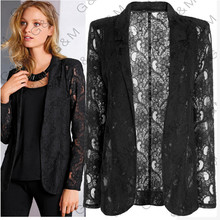 fe9d9005b74b Buy lace jacket hollow and get free shipping on AliExpress.com