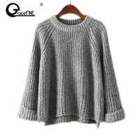 Hot Sell Pullover Women's Jumper Sweater Female Jumper Women Warm Sweater thick Winter Cable Knitted Oversized Sweater Mejur