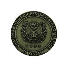 Custom Metal Coin Green Ancient Bronze Military Challenge
