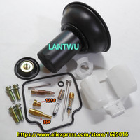 Configuring 29.9MM vacuum diaphragm plunger HM CBX250 Twister cylinder Motorbike Keihin VE07 carburetor repair kit Kit