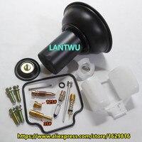 Configuring 29.9MM vacuum diaphragm plunger HM CBX250 Twister cylinder Motorbike Keihin VE07 carburetor repair kit Kit