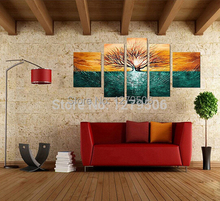 Handmade Picture Oil Painting Large Wall Art Cheap Abstract Painting Home Decoration For Living Room