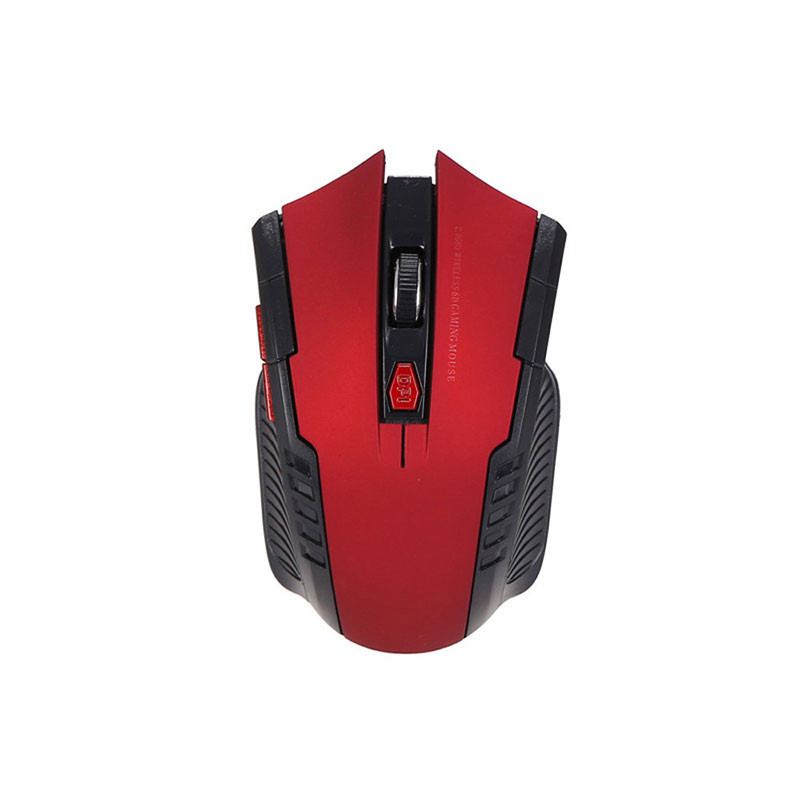 Wireless-Gaming-Mouse Mice Tablet Laptop Computer Usb-Scroll Optical 1600DPI Fio Sem