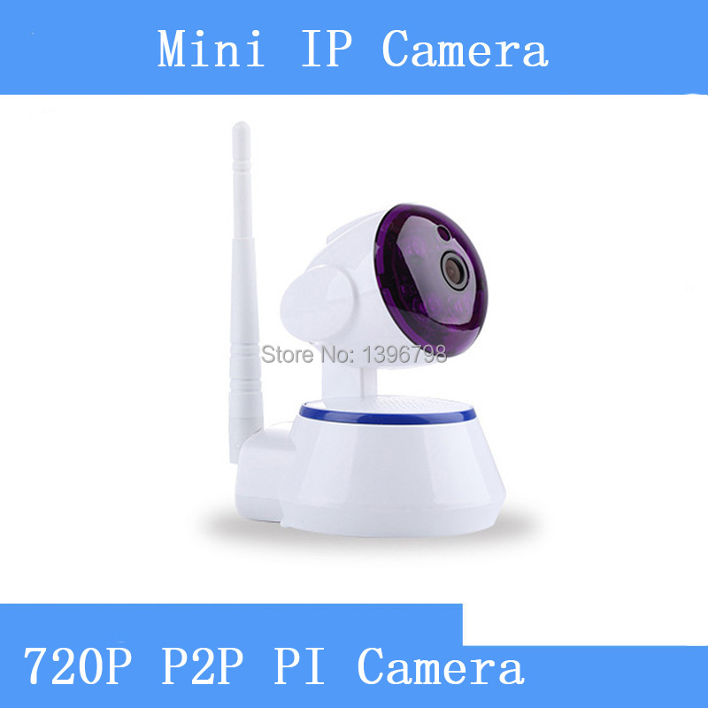 PU`Aimetis IP Camera WiFi Wireless Network Mini Rotatable Smart Security Camera Defend for family HD Cctv Support Android IOS цена