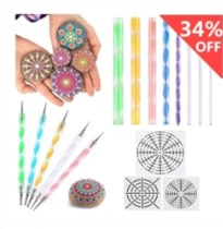 Art Crafts Supplies, Home Accessories (2)