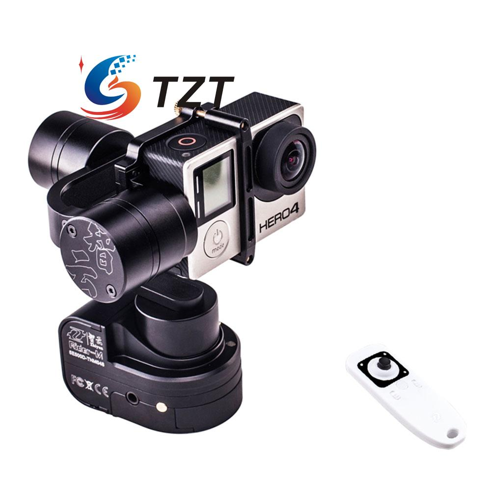 Free DHL Fedex Zhiyun Brussless Z1 Rider M 3 Axis Camera Gimbal Stablizer with Wireless Remote