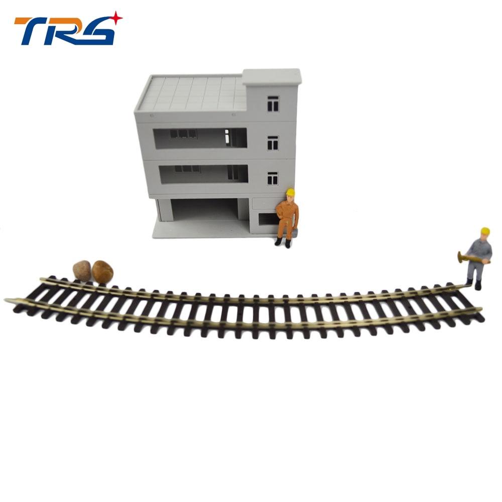 1/87 scale Model trains track High Speed Rail train railway railroad tracks Kids Toys
