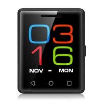 Vphone S8 смартфон оригинальный мобильный телефон 1.54 дюймов mtk6261d 32 МБ Оперативная память Встроенная память измерения пульса Шагомер удаленной ...
